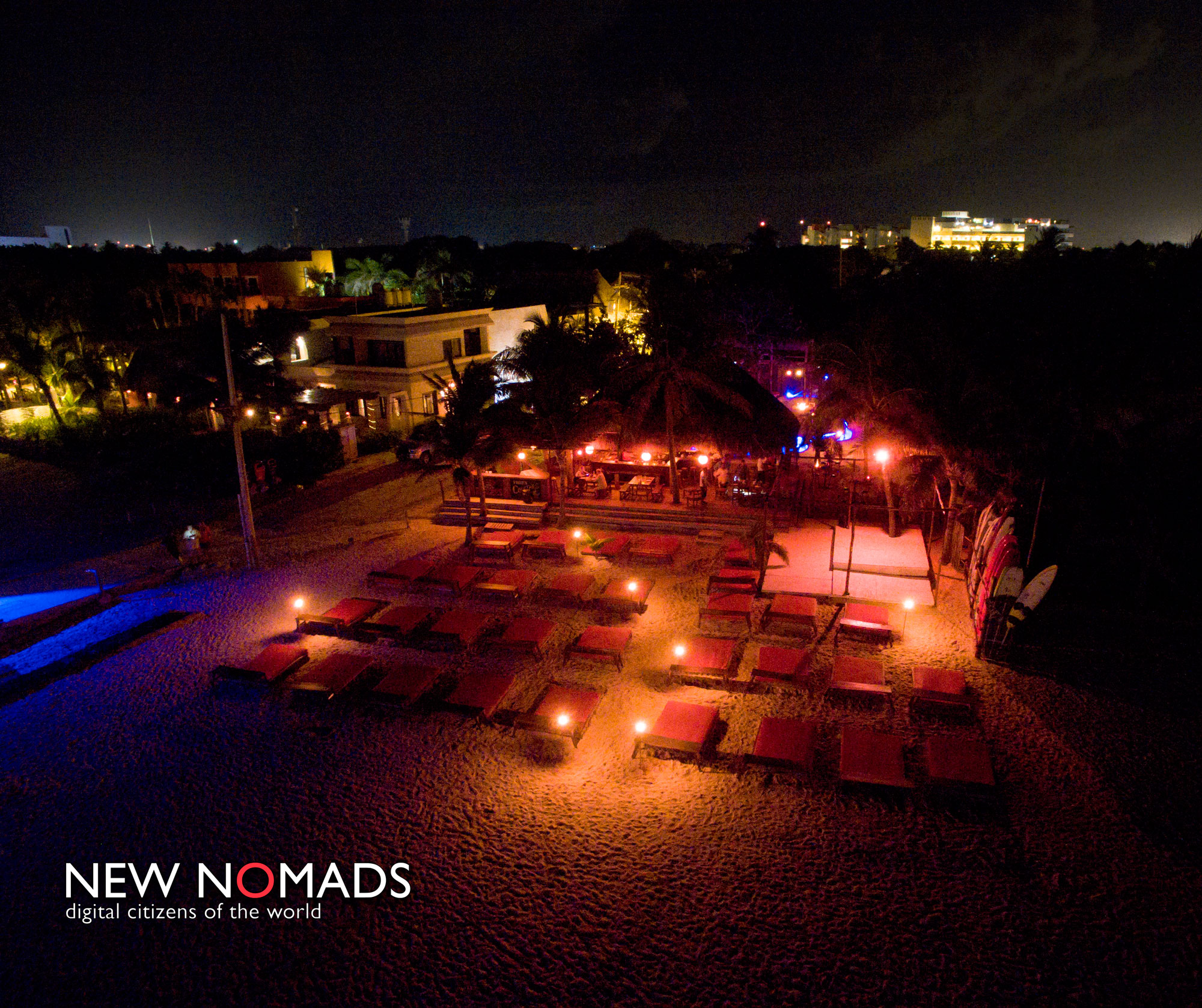 Fenix Lounge on Isla Mujeres